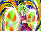 Dreadful Super Fusion Super Saiyan 2 Kefla