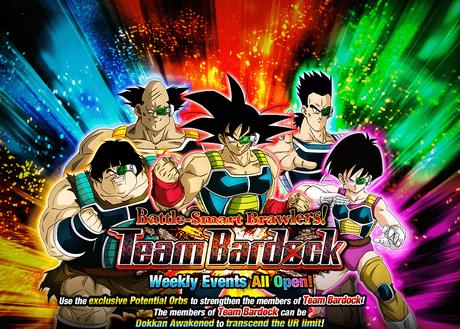 Battle-Smart Brawlers! Team Bardock All Open