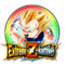Vegeta Jr Rainbow Z
