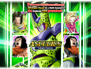 Android Category Banner