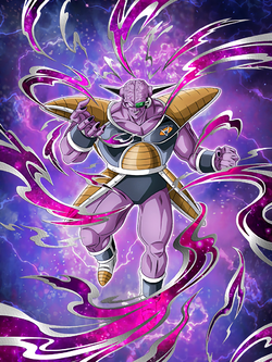 INT SSR Ginyu artwork