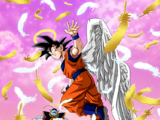 Message from Another World Goku (Angel)