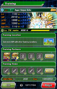 Super Attack Level Training 4