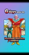 Worldwide Celebration Campaign Countdown 6