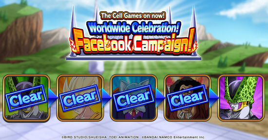Cell Games Clear 4