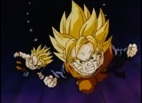Goten n trunks