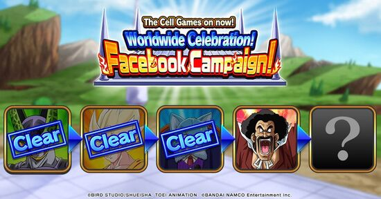 Cell Games Clear 3