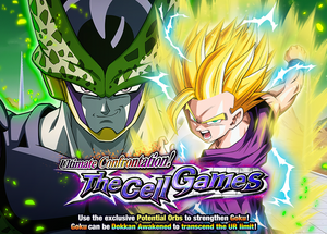 Cell Games Story