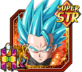 Fake Gogeta God base