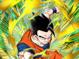 Exceptional Potential Ultimate Gohan