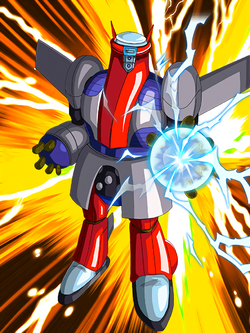 Super Mega Cannon Sigma (2nd Form)