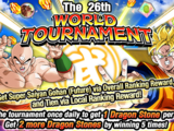 World Tournament n°26