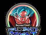 Awakening Medals: Super Saiyan God SS Goku (Kaioken)