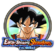 Earth-Shaking Goku medal