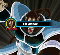 Screenshot during ape attak