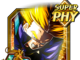 Second Super Saiyan Super Saiyan Trunks (Teen)
