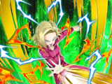 Defeat Is Not an Option Android 18