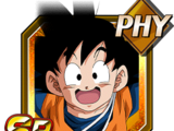 Unwavering Adventure Goten (Kid)