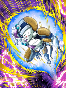 Raging Counterstrike Mecha Frieza