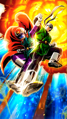 Blazing Love and Burning Justice Great Saiyaman 1 & 2 | Dragon Ball