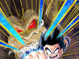All-or-nothing Punch Goku (Youth)
