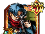 Hopes and Promises for the Future Trunks (Teen) (Future) & Mai (Future)