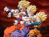 Extreme Z-Battle: Family Kamehameha