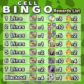 Cell Bingo 2