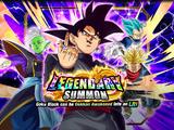 Rare Summon: Goku Black Legendary Summon