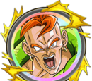 Awakening Medals: Warrior's Mark (Android 16)