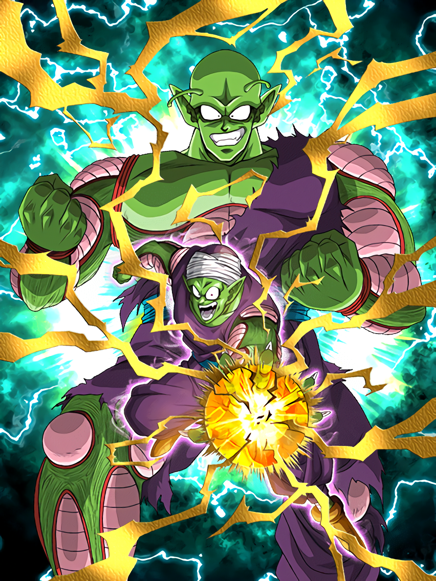 Threat to Peace Piccolo Jr. (Giant Form) | Dragon Ball Z Dokkan ...