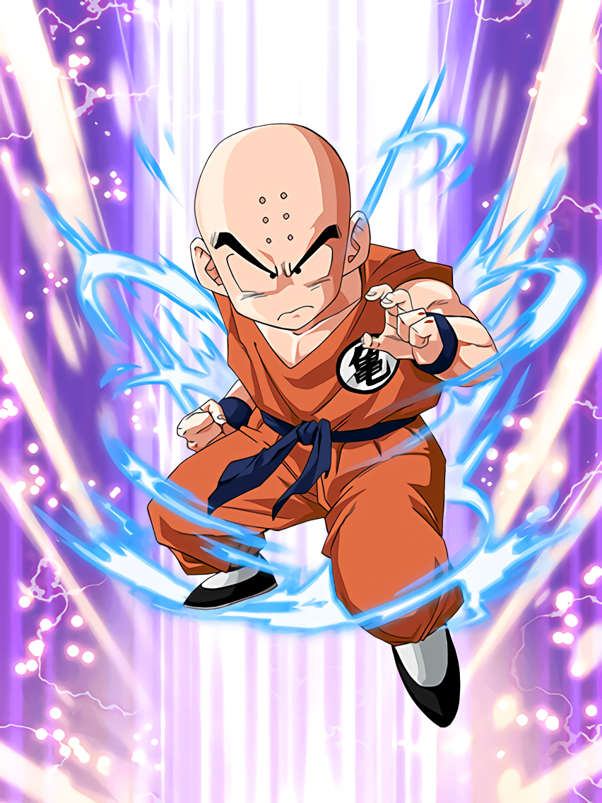 Competitive Comrades Krillin Dragon Ball Z Dokkan Battle