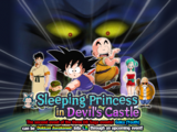 Sleeping Princess in Devil's Castle