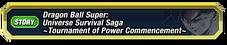 DBS Universe Survival Saga 2