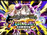 Legendary Summon: Frieza (Full Power)