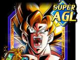 Miracle-Waking Super Saiyan Super Saiyan Goku