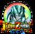 EZA Metal Cooler Rainbow