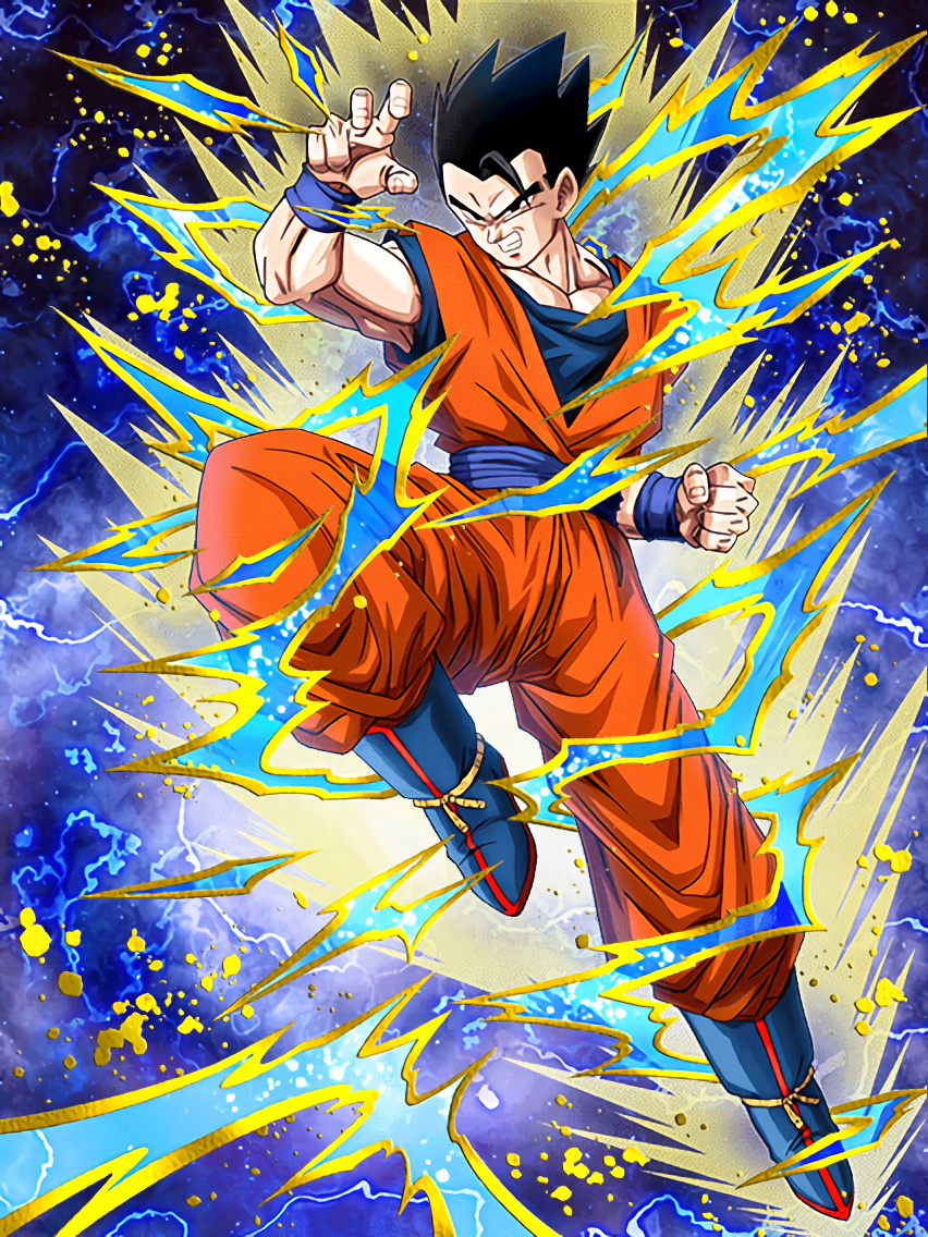 Unrivalled Talent Ultimate Gohan Dragon Ball Z Dokkan