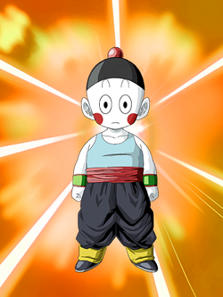 Anticipated Telekinesis Chiaotzu