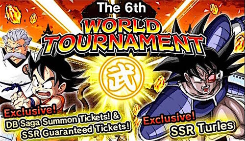 The 6th WT