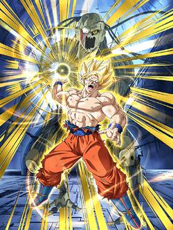 TUR PHY SSJ Goku