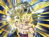 Superheated Super Power Super Saiyan Goku