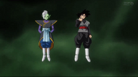 LR SSR Goku Black