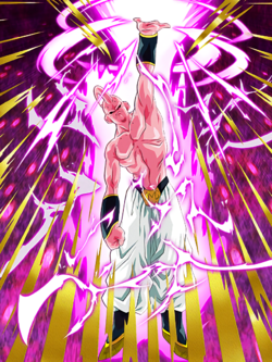 SSR Super Buu STEQ HD