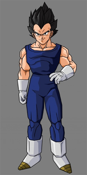 Vegeta(2nd Form)