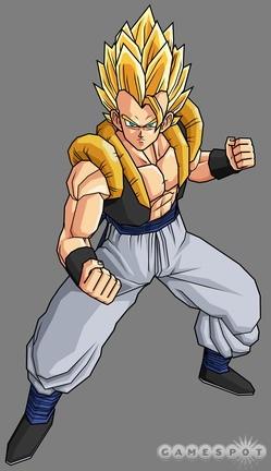 Gogeta   Dragon Ball Z Budokai Tenkaichi 2 Wiki   FANDOM powered ...