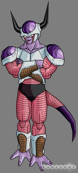 Frieza(2nd Form)   Dragon Ball Z Budokai Tenkaichi 2 Wiki   FANDOM ...