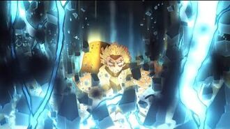 Demon Slayer Kimetsu no Yaiba (Zenitsu) Thunder Breathing First Form Thunderflash Sixfold