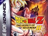 Dragon Ball Z Legacy of Goku II