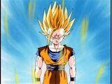 Goku vs Gohan (Dream Match)
